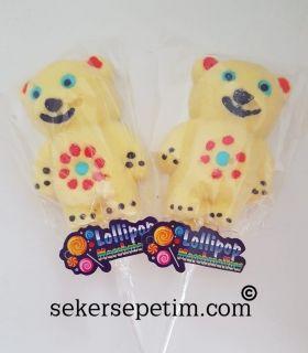 4 Adet Bibi Marshmallow Ayıcık
