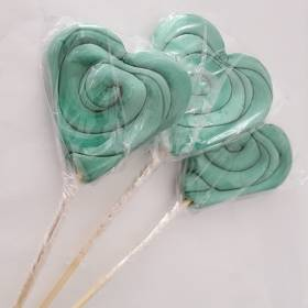 12 pcs Lollipop Candy Rainbow
