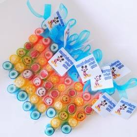 50 Adet  PARMAK LOLLY CANDY PL12
