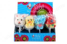 4 Adet Bibi Marshmallow