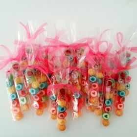 24 Adet PARMAK LOLLY CANDY PL02