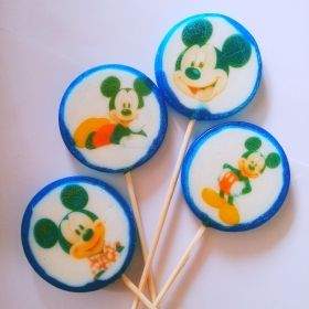 mickey mouse konsept