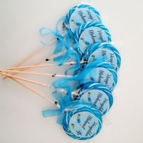 baby shower lolipop